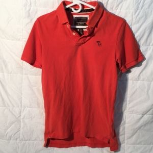Abercrombie and Fitch men's polo medium